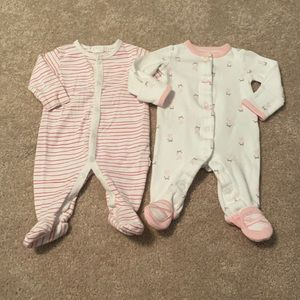 💜Free with Purchase~Set of Two Sleepers nb